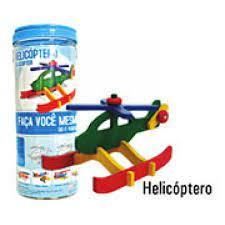 Faça Você Mesmo Helicóptero