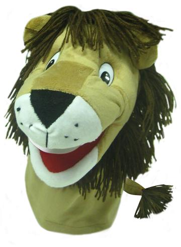 Fantoche Leão - 5 Marias