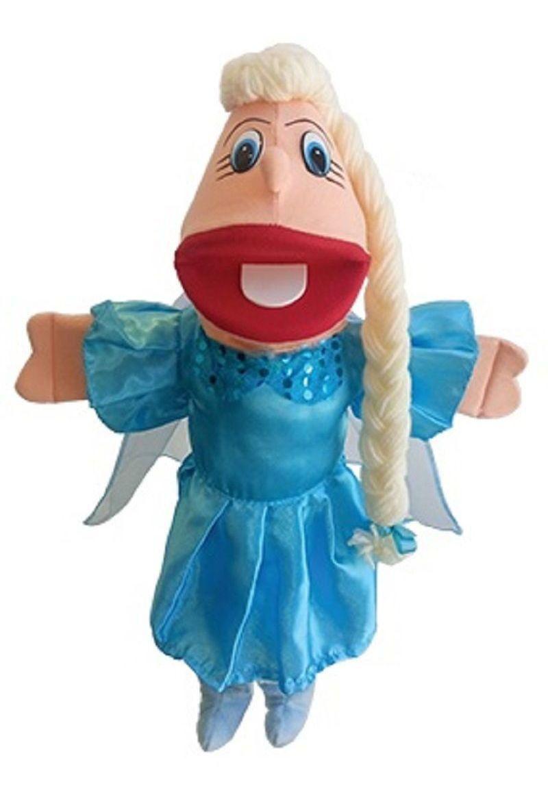 Fantoche Princesa Azul