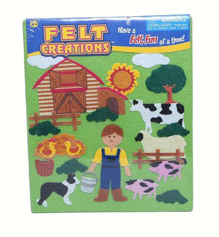 Felt Creations - Fazenda