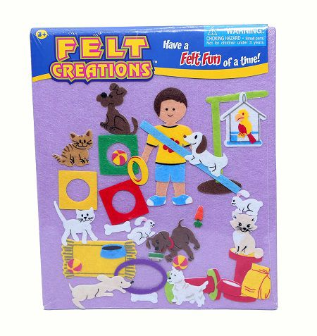Felt Creations - Pets