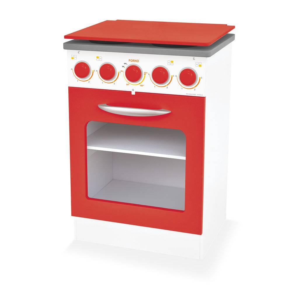 Fogão Super Chef - Vermelho