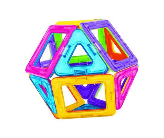 Formas Magnéticas 14 Peças