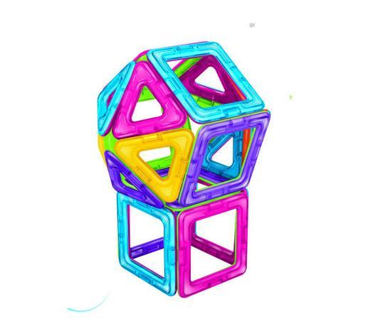 Formas Magnéticas 30 peças