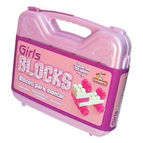 Girls Blocks