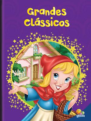 Grandes Clássicos: Chapeuzinho Vermelho, O Livro da Selva e Pinóquio