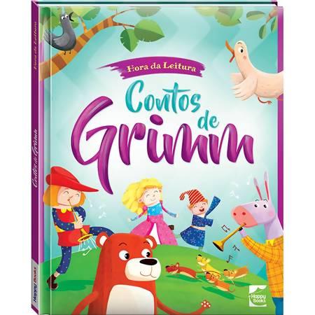 Hora da Leitura Contos de Grimm