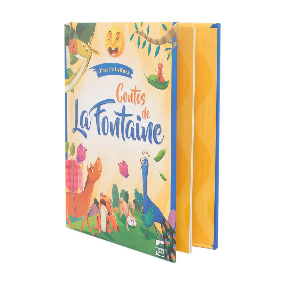 Hora da Leitura: Contos de La Fontaine