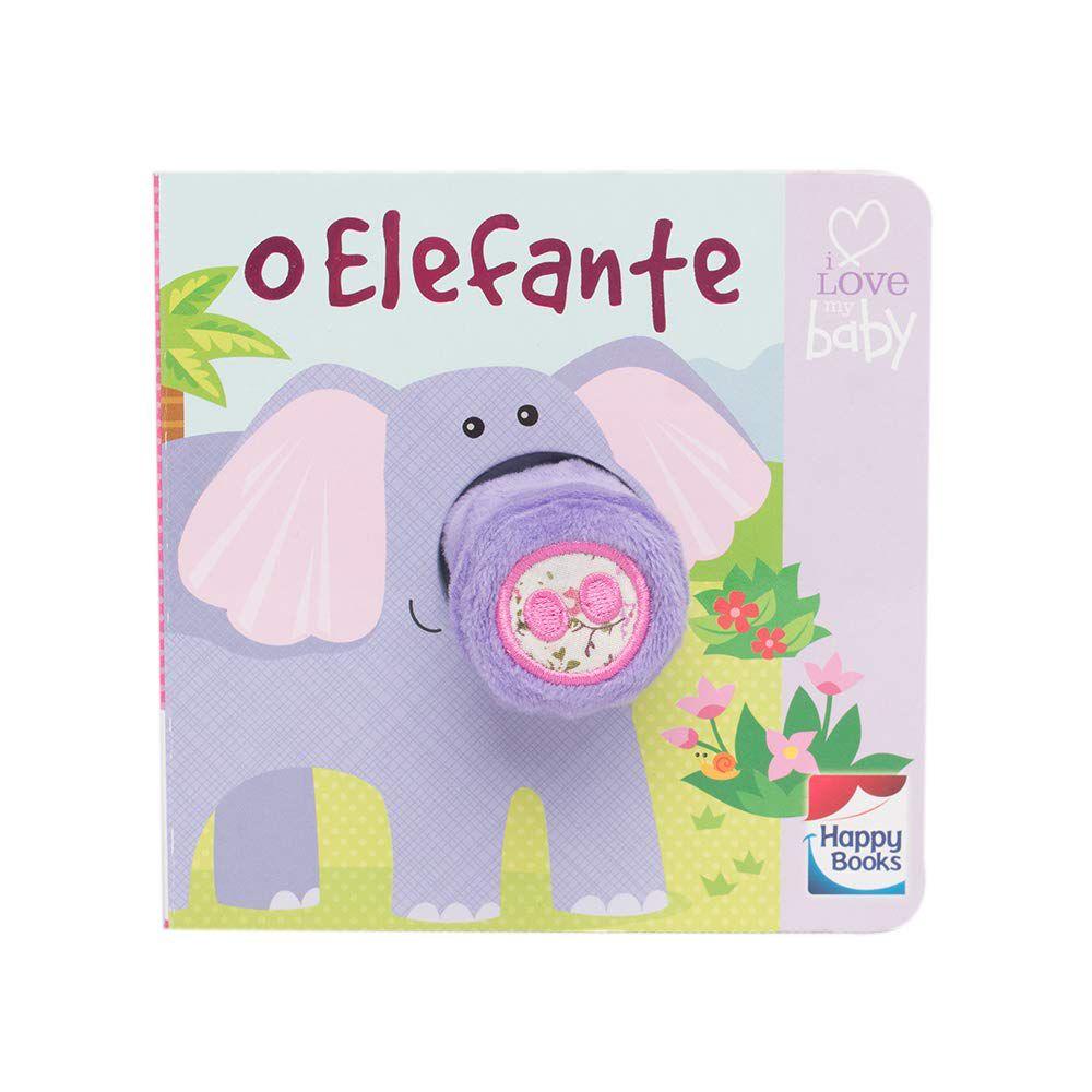 I Love My Baby - Dedinhos Divertidos: O Elefante