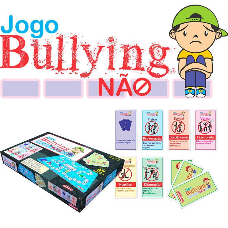 Jogo Bullying Não
