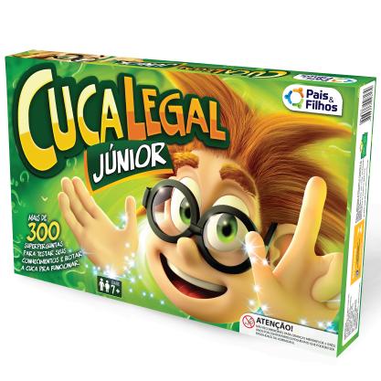 Jogo Cuca Legal Júnior