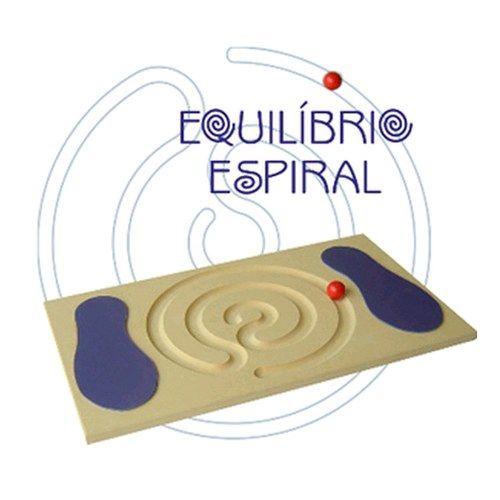 Jogo do Equilíbrio Espiral