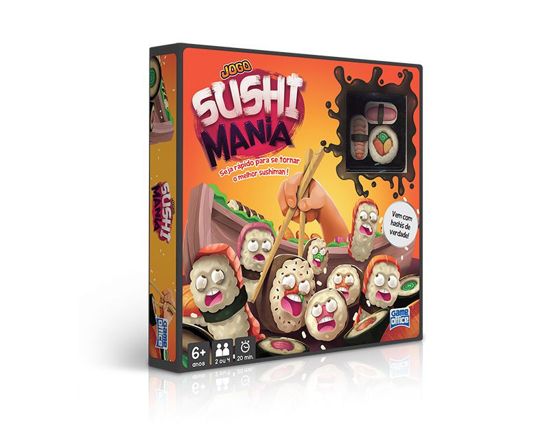 Jogo Sushi Mania
