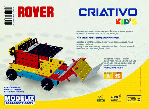 Kids Rover Modelix Robotics