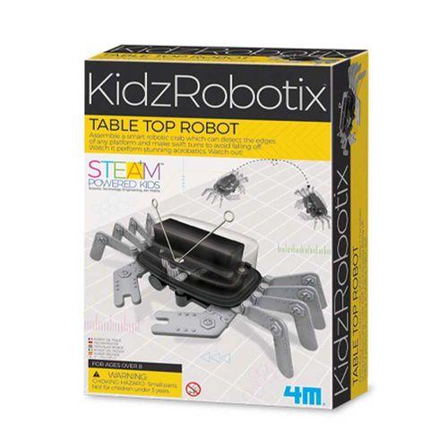 KidzRobotix Robô Caranguejo