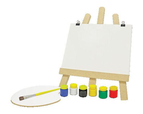 Kit de Pintura Branca de Neve