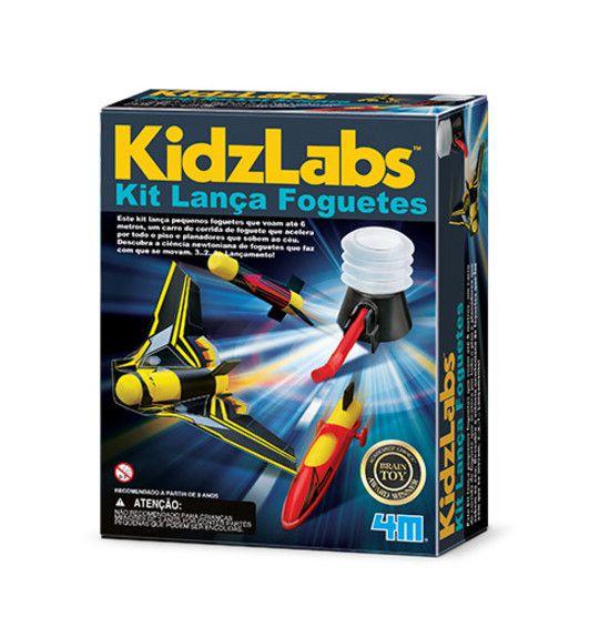 Kit Lança Foguetes