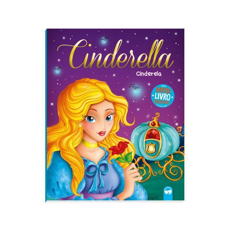Livro Bilíngue Cinderella