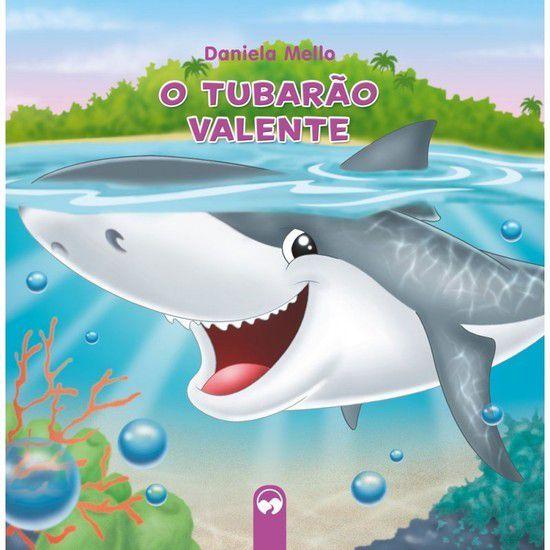 Livro De História O Tubarão Valente