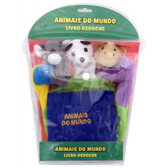 Livro Luvinha Animais do Mundo