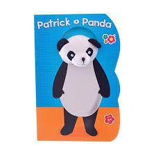 Livro Patrick o Panda