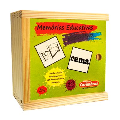Memória Educativa Alfabetização