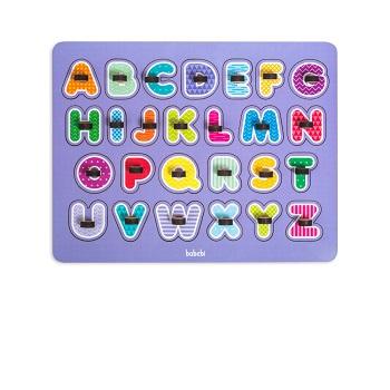 Meu Primeiro Quebra-Cabeça Alfabeto