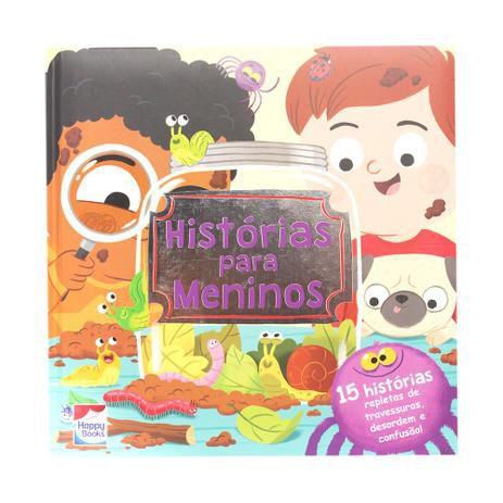 Meu Primeiro Tesouro: Histórias Para Meninos