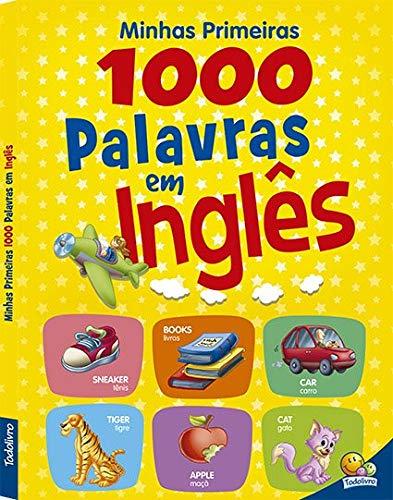 Minhas Primeiras 1000 Palavras em Inglês