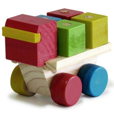 Mini Caminhão com Cubos