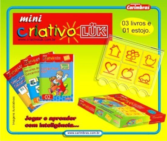 Mini Criativo Lük