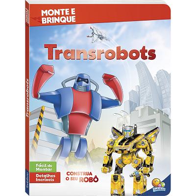 Monte e Brinque: Transrobots