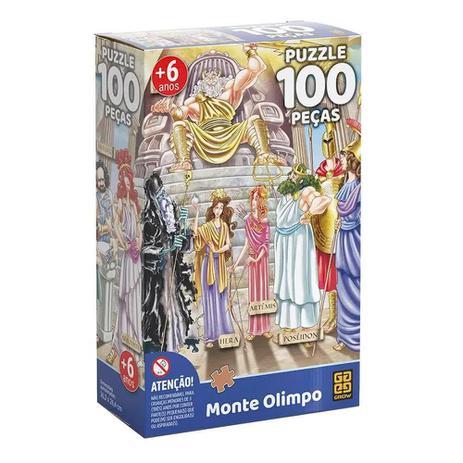 Monte Olimpo 100 Peças