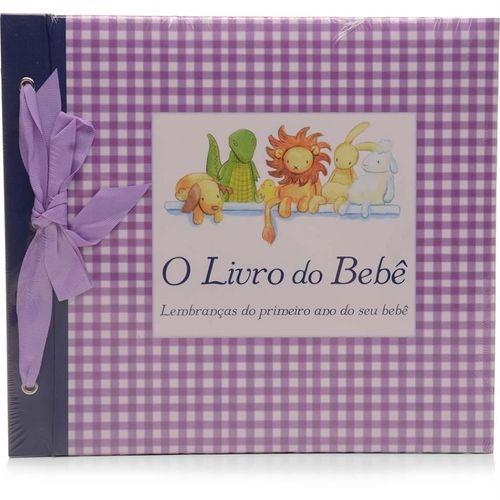O Livro do Bebê - Lembrança do Primeiro Ano do Seu Bebê