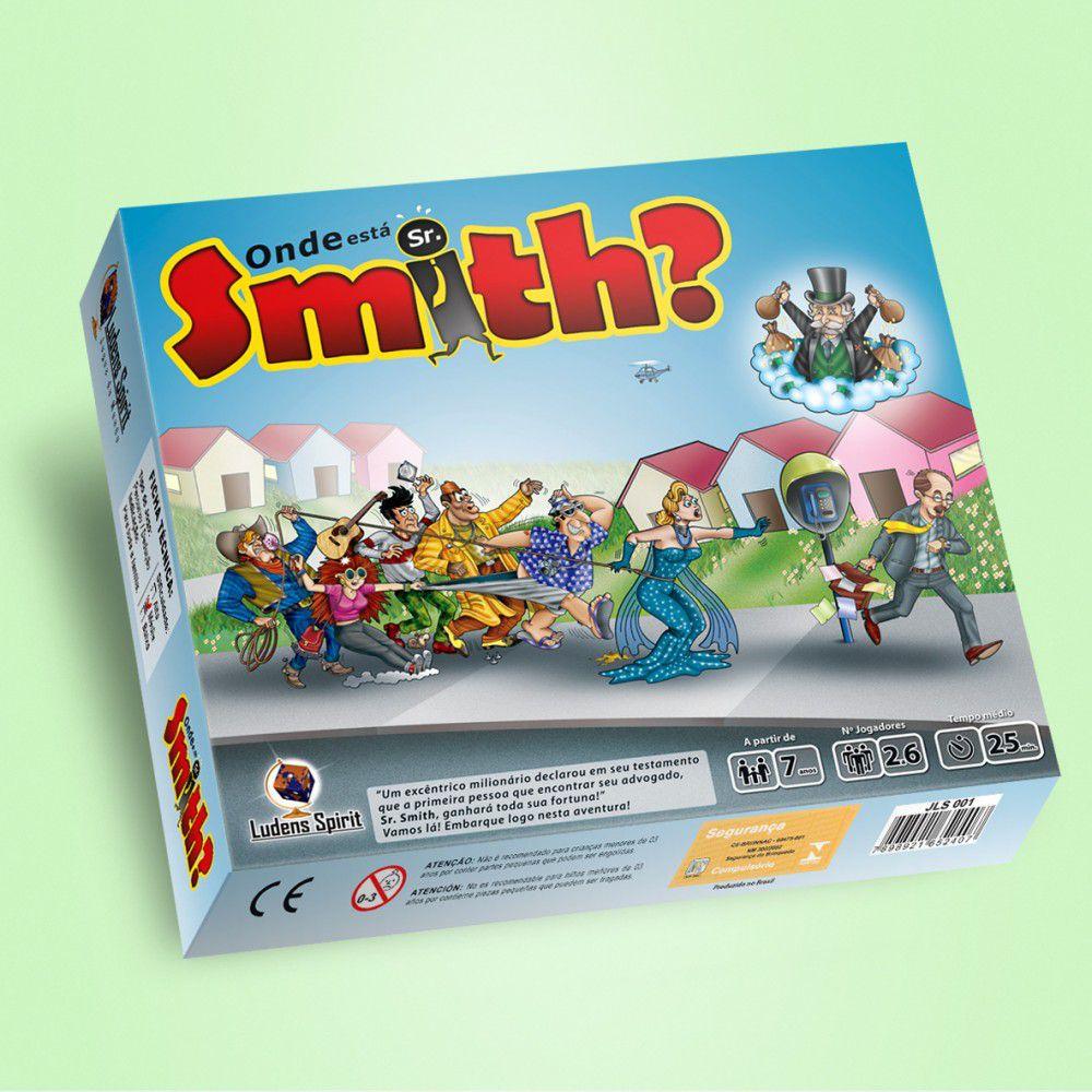 Onde Está Sr. Smith