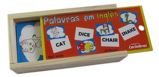 Palavras em Inglês