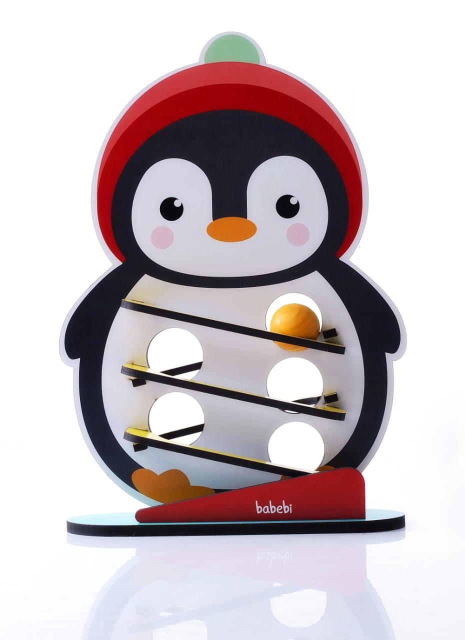 Passa Bolinha Pinguim