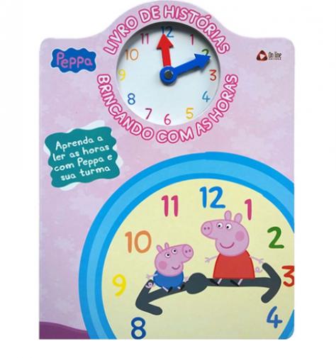 Peppa Pig Livro de Horas