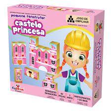 Pequeno Construtor Castelo Princesa