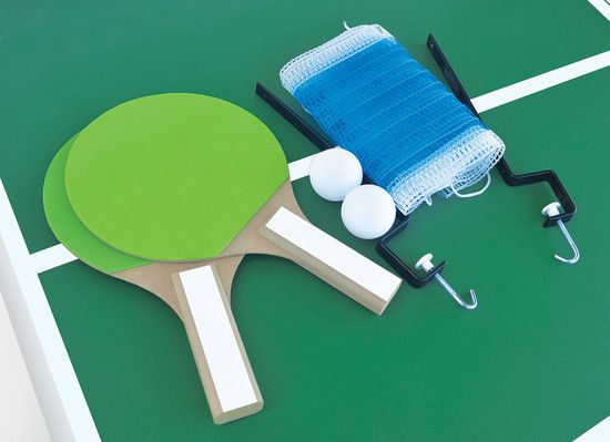 Ping Pong Kit Completo