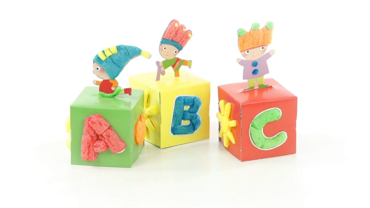 PlayMais Fun To Learn ABC
