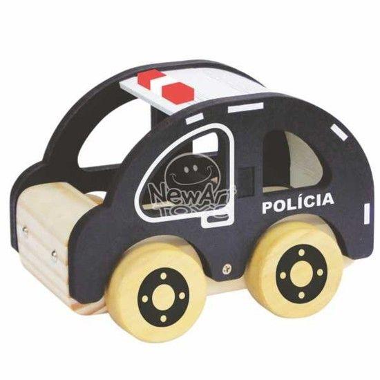 Polícia - Coleção Carrinhos