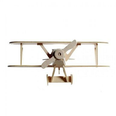 Quebra Cabeça 3D Avião