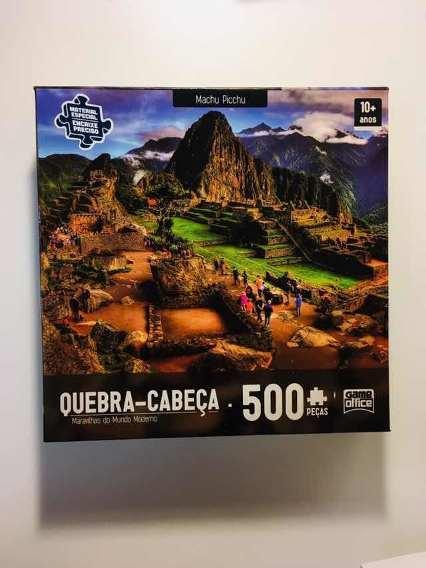 Quebra - Cabeça - Machu Picchu