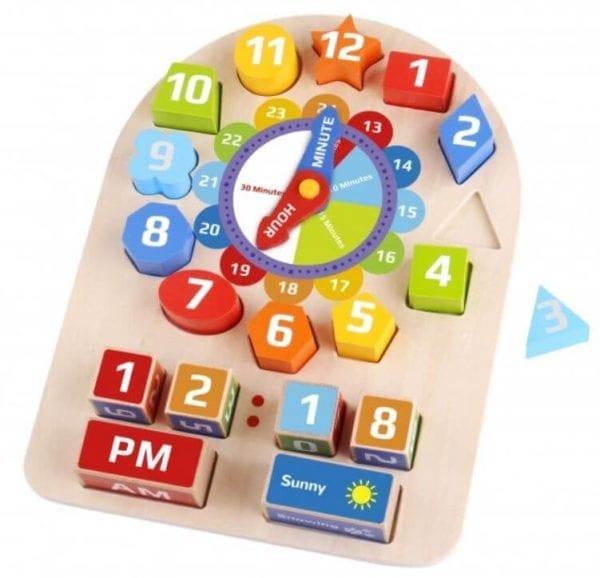 Relógio Multifunção