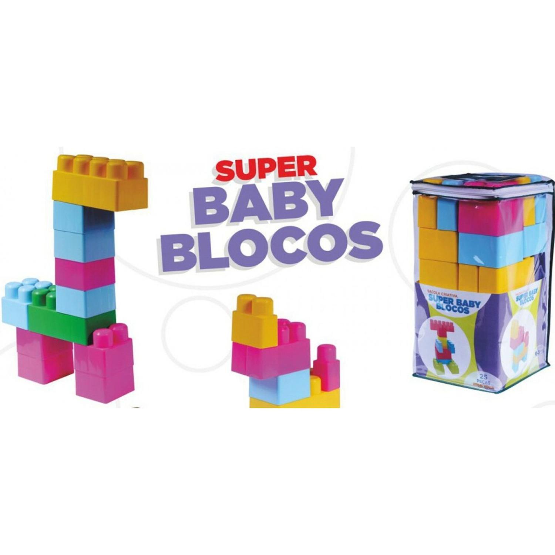 Sacola Criativa Super Baby Blocos