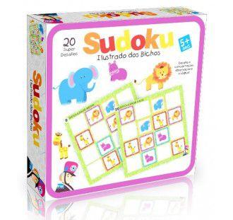 Sudoku Bichos Gigantes
