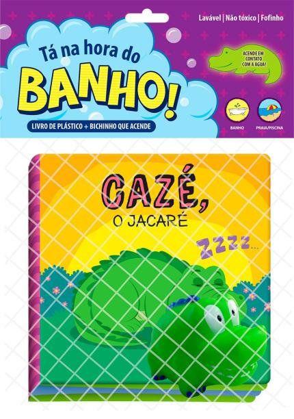 Tá na Hora do Banho - Cazé, o Jacaré