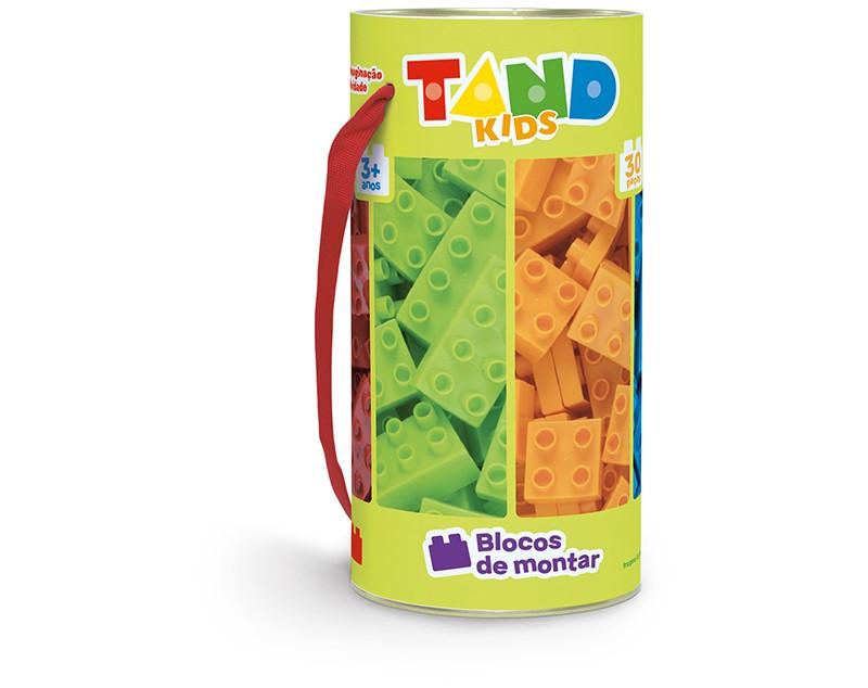 Tand Kids - Blocos de Montar 30 Peças