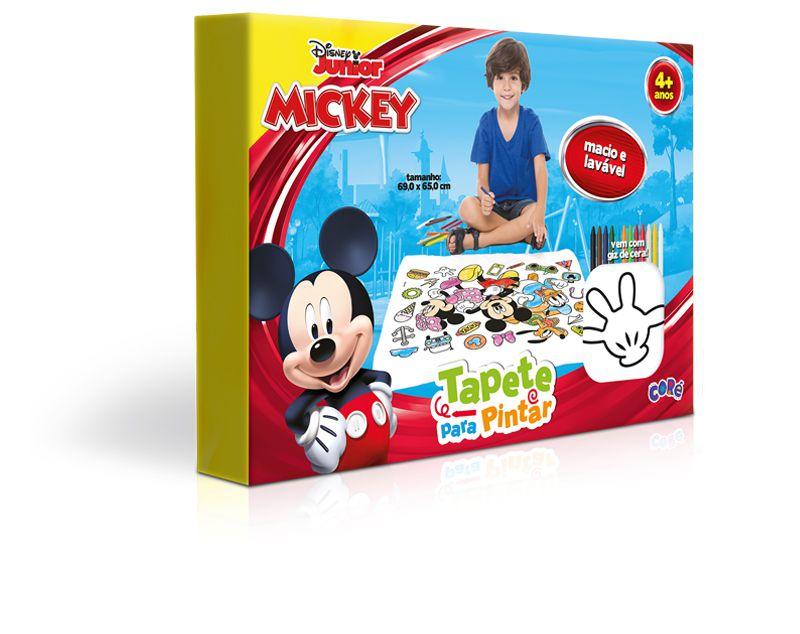 Tapete Para Pintar - Mickey